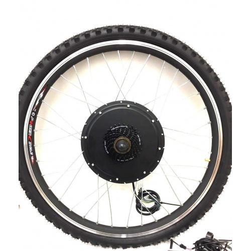 48V 1500w electric bike conversion kit 27 5